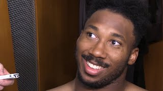 Voices from the locker room after Browns beat Jets thumbnail