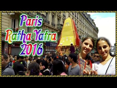 PARIS RATHA YATRA 2016