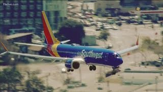 Southwest flight attendant files suit saying pilots streamed video from bathroom