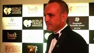 Fredrik Reinisch, Regional Manager, JA Resorts & Hotels