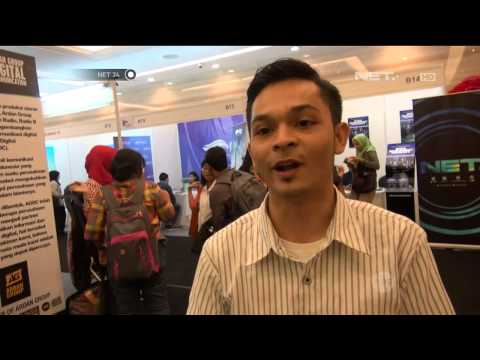 Indonesia Broadcasting Expo 2014 - NET24