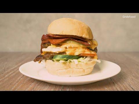 Blenger Burger | Cerita Sebuah Rasa - GrabFood