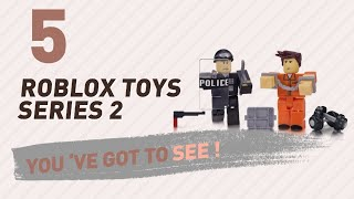 Roblox Toys Series 2, Uk Top 10 Collection // New & Popular 2017