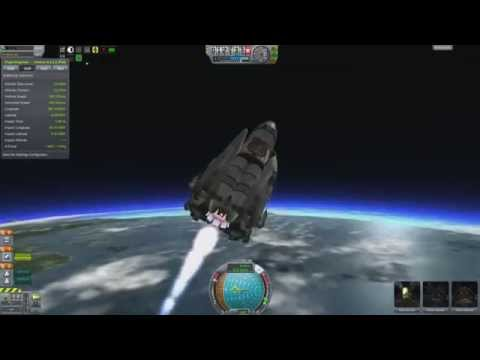 Kerbal Space Program - Interstellar Quest 73 - Thrust To Weight Ratios