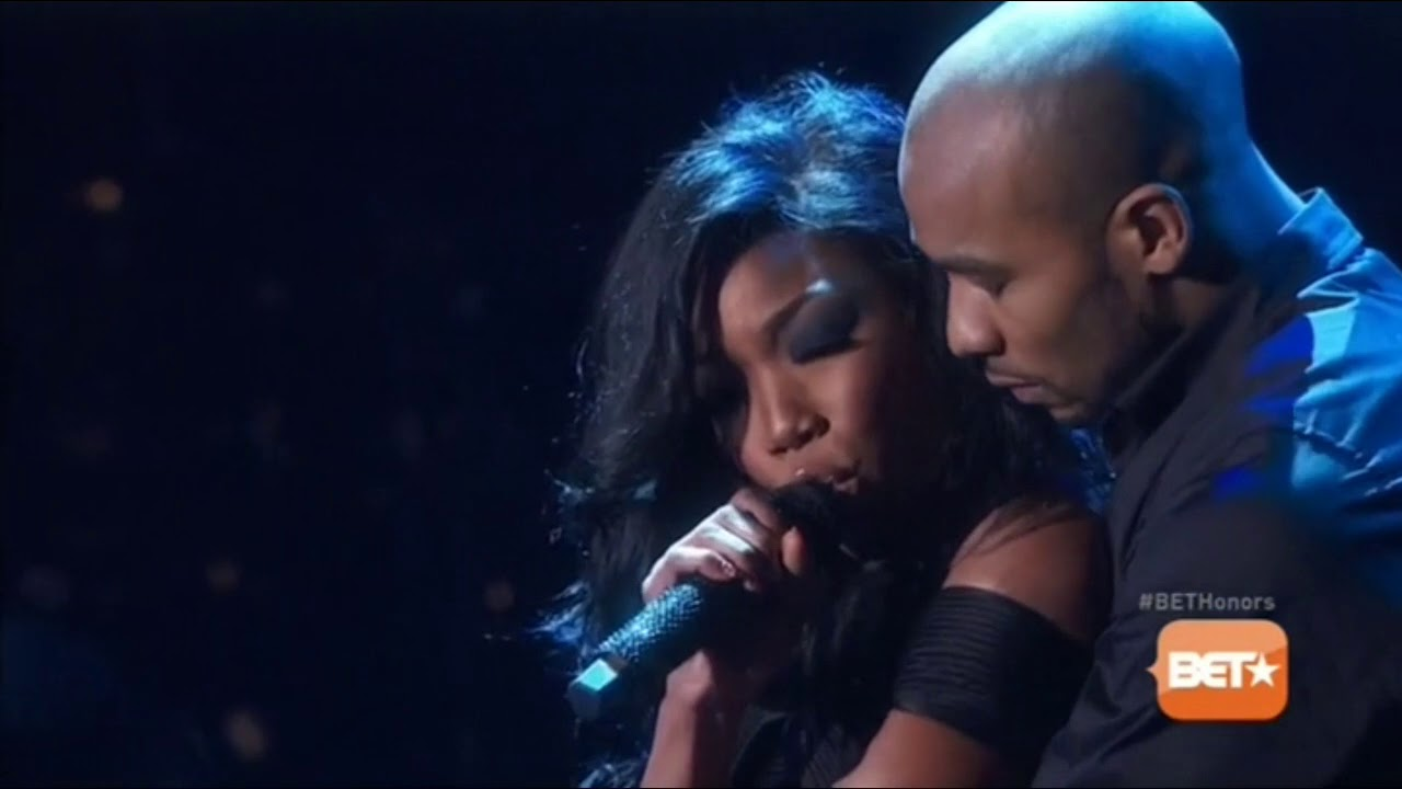 Brandy - Without You BET Honors