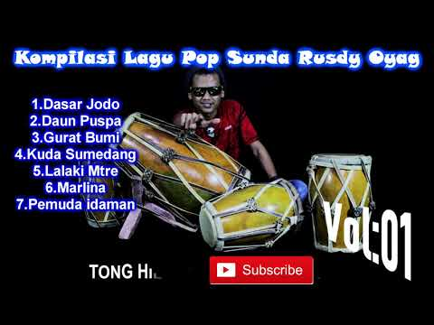 VOL1 Mp3 Rusdy Oyag