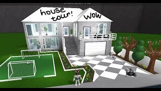 ROBLOX | BLOXBURG EXTENDED FRENCH VILLA TOUR!