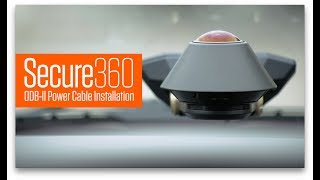 Waylens Secure360 OBD Power Installation