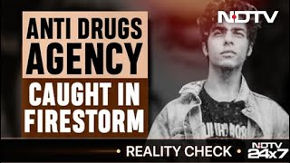 Drug Agency Caught In Aryan Khan Case Firestorm | Reality Check