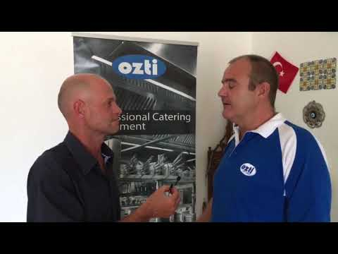 Ozti East Africa Main Review- industrial kitchen and bar supplier