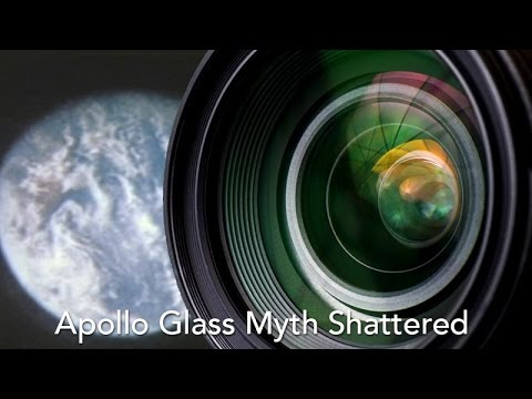 Put 'em on the Glass: Two Apollo Myths Put Down
