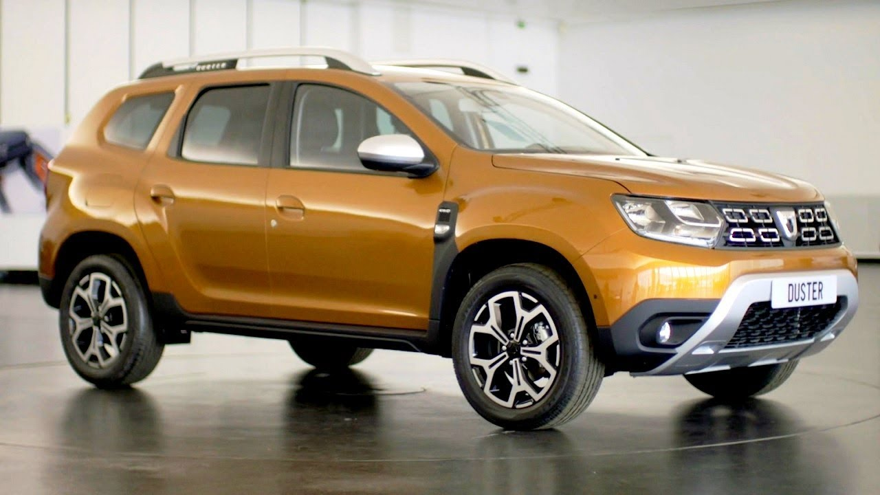 all new dacia duster 2018 first official look 2 generation youtube. Black Bedroom Furniture Sets. Home Design Ideas