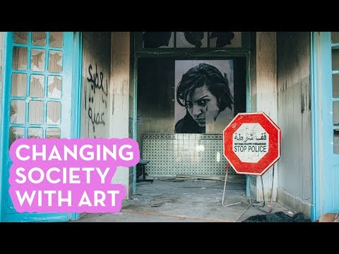Why Art Has The Power to Change The Society