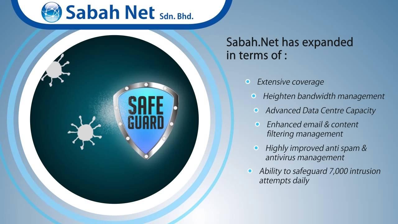Sabah Net Sdn Bhd Corporate Video Youtube