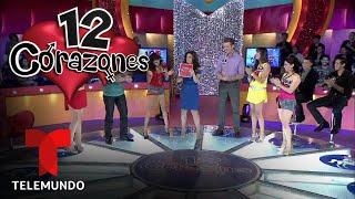 """12 Corazones / Especial """"las prefieren Mexicanas"""" 562 (1/5) / Telemundo"""