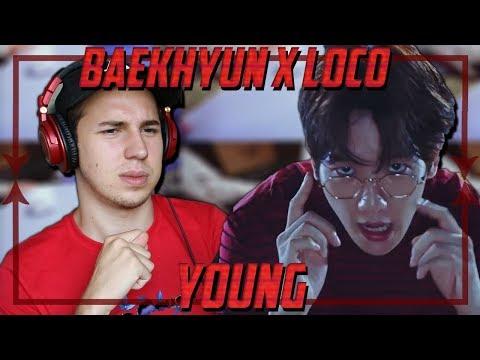 Music Critic Reacts to Baekhyun x LOCO - Young MV