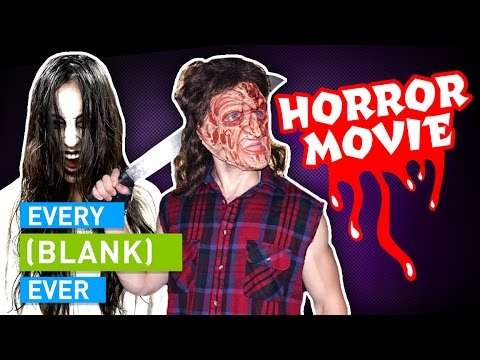 Horror Movies Turned Into One Long Comedy!