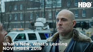 HBO: What's New and What's Leaving in November 2019 | HBO