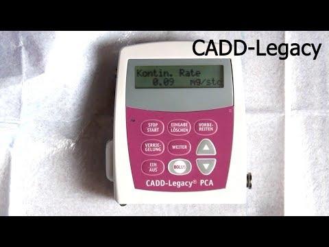 CADD-Legacy PCA (PCA - Konfiguration)