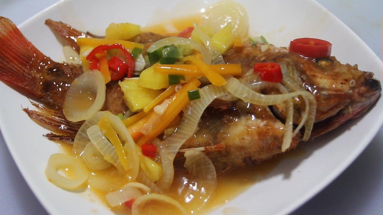 Download 86+ Gambar Masakan Ikan Asam Manis HD Gratis