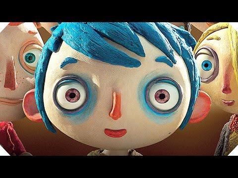 MA VIE DE COURGETTE Bande Annonce Teaser + Extraits (Animation - Cannes 2016) thumbnail