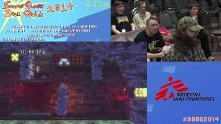 Summer Games Done Quick 2014 - Part 75 - Giana Sisters: Twisted Dreams - Rise Of The Owlverlord
