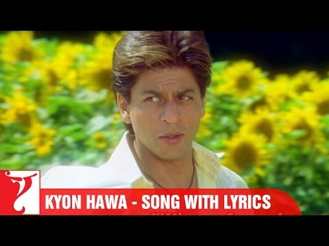 Lyrical: Kyon Hawa Song with Lyrics | Veer-Zaara | Shah Rukh Khan | Javed Akhtar