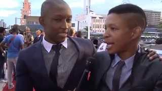 Lundi interview @ the Crown Gospel Awards
