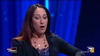 L'intervista di Massimo Giletti a Paola Taverna sul caso rimborsopoli