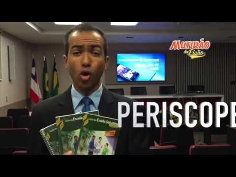 video da periscope