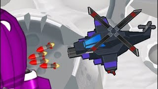 Apache Prime is INSANE Now! | Moon Landing CHIMPS Mode (Bloons TD 6)