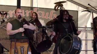 Furunkulus -  Drachenreiter [live am 7.5.2011 auf Mittelalter in München]
