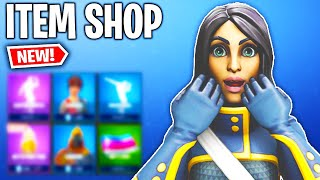 CRAZY NEW FEMALE SKIN! NEW MODEL! Fortnite ITEM SHOP! Daily And Featured Items!