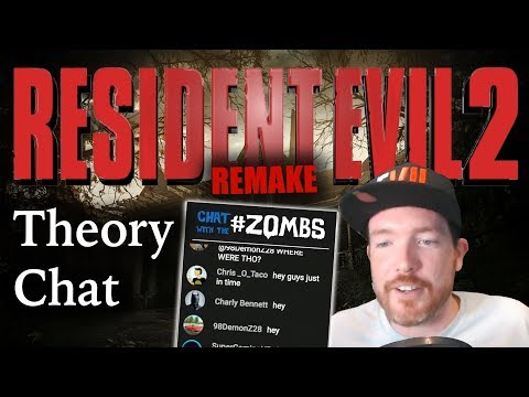 Resident Evil 2 Remake | Theory Chat Special Episode | Info, Theories & Discussion