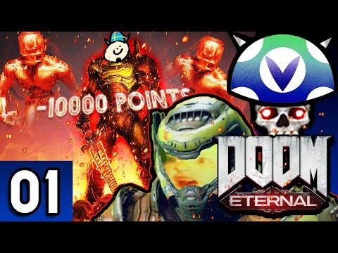 [Vinesauce] Joel - Doom Eternal ( Part 1 )