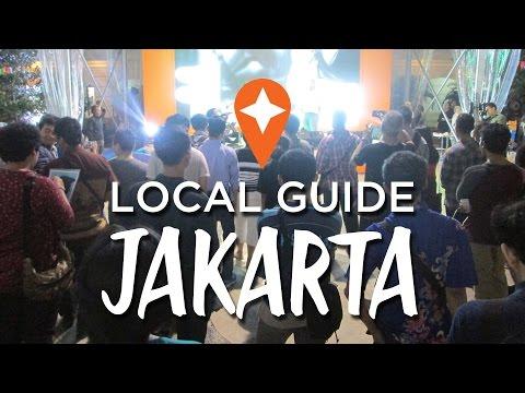 Perayaan Local Guide di Jakarta