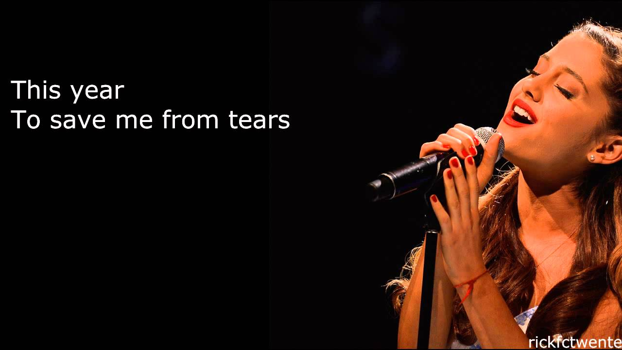 Ariana Grande - Last Christmas LYRICS ON SCREEN - YouTube