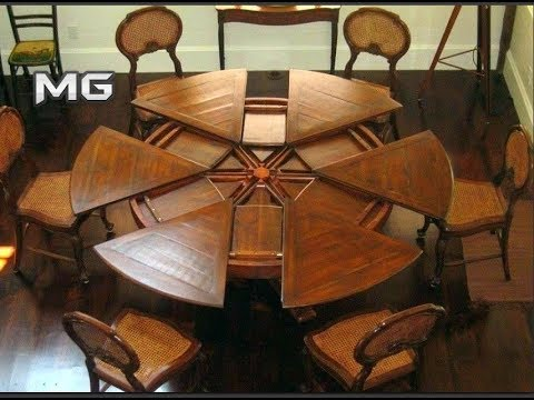 Awesome Expanding Furniture And Ingenious Things ▶ 1