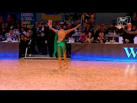 2013 Kiev World Open Latin | The Final Reel