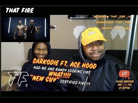 Sarkodie - New Guy ft. Ace Hood (Official Video)(Thatfire Reaction)