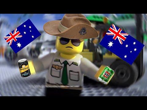 The Lego City Advert But It's Australian