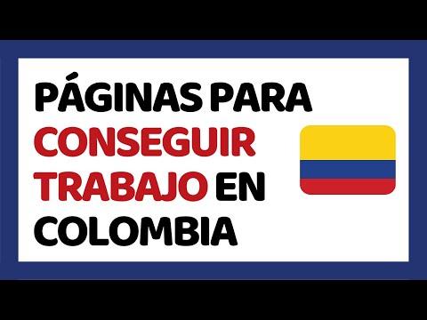 Best Online Job Websites in Colombia 2018
