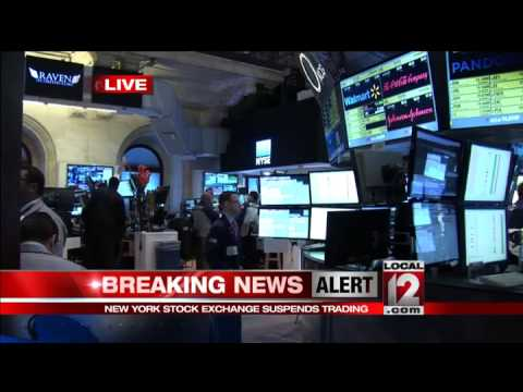 Trading resumes on NYSE after nearly 4-hour outage