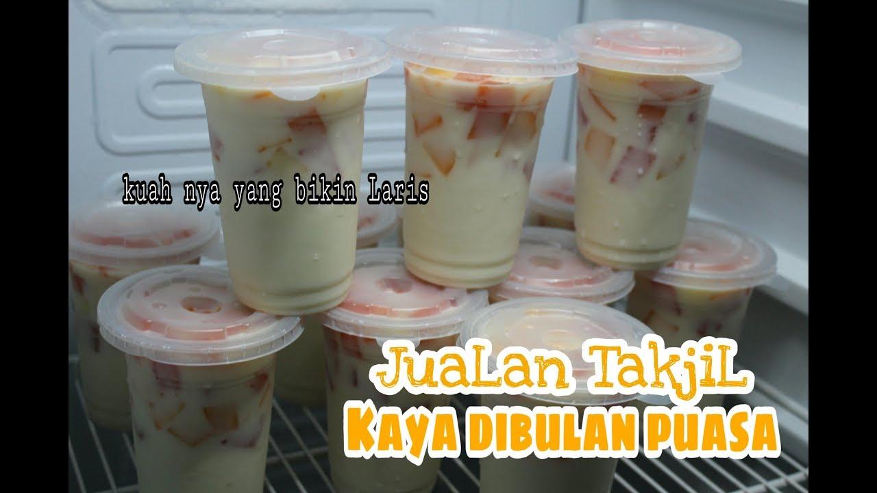 Resep Es Buah Segar Untuk Jualan Laris
