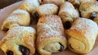 Pains au Chocolat Recipe - Episode 153 - Baking with Eda