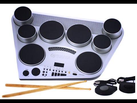 Yamaha DD65 Electronic Drumkit HQ Audio