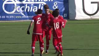 13^ giornata Campionato Primavera 2 Tim Perugia-Frosinone 2-1