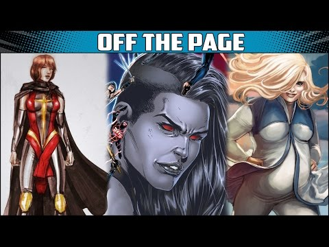 Off The Page - MOSAIC Puzzle Revealed, Quasar Returns, Marvel Creates a MACRONAUT