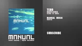 Teho - Babylonia (Clawz SG remix)