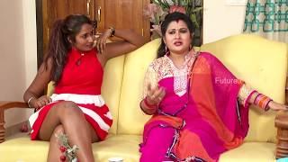 Swathi Naidu and Naveena Interview - 4   exclusive interview 2017